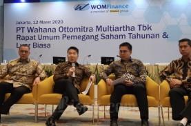 Akhir April 2020, Kinerja Pembiayaan WOM Finance Turun…