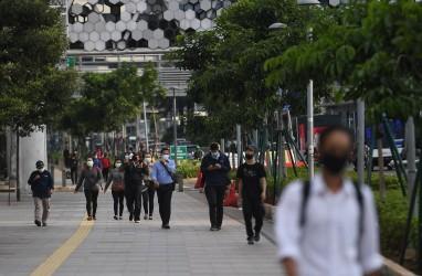 RS Rujukan Covid-19 di Jakarta Makin Lega, Pertanda Ibu Kota Mulai Pulih?