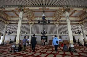 Rumah Ibadah Akan Dibuka, Menag: Tahap Awal Hanya…