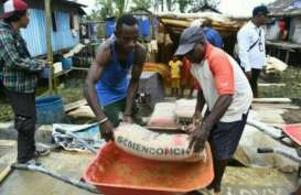 Penyaluran Dana Program Padat Karya Tunai Desa Mencapai Rp978 Miliar