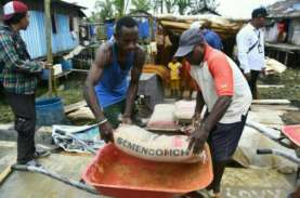 Penyaluran Dana Program Padat Karya Tunai Desa Mencapai…