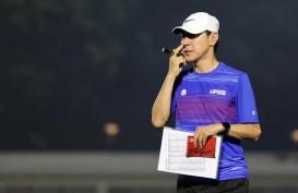 Latihan Timnas U-19 Virtual Langsung Dipimpin Shin Tae-Yong