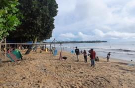 Sejumlah Lokasi Wisata Pantai di Pandeglang Tetap Buka setelah Lebaran