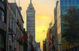 Meksiko Terancam Kontraksi Ekonomi Terparah Sejak 1932