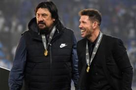 Tinggalkan Atletico, Eks Kiper Argentina Burgos Balik…