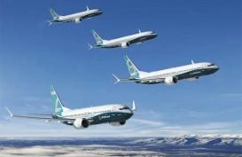 Boeing Mulai Produksi Kembali 737 Max