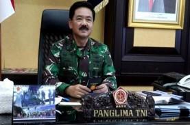 Panglima TNI Mutasi 78 Perwira Tinggi