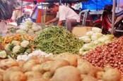Harga Sayuran di Ambon Normal Pascalebaran, Stok di Pasar Aman