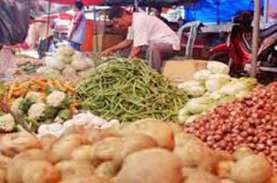 Harga Sayuran di Ambon Normal Pascalebaran, Stok di…