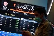Mayoritas Bursa Asia Berbalik Merah, IHSG Masih Melejit di Akhir Sesi I