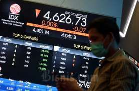 Mayoritas Bursa Asia Berbalik Merah, IHSG Masih Melejit…