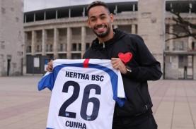 Inter Milan Bidik Pemain Masa Depan Brasil dari Hertha…