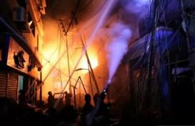 5 Pasien Covid-19 Tewas Terbakar di Ruang Isolasi Rumah Sakit