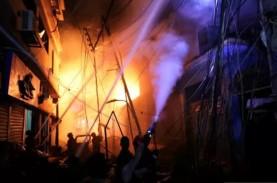 5 Pasien Covid-19 Tewas Terbakar di Ruang Isolasi…