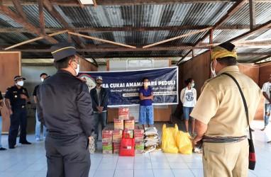 Dari Sembako Hingga Laptop, Ini Donasi Bea Cukai untuk Warga Terdampak Covid-19