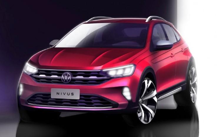 Volkswagen Nivus terlahirkan di Brasil.  - Volkswagen.
