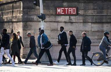 Prancis Catat Rekor Pengangguran Tertinggi Sepanjang Sejarah