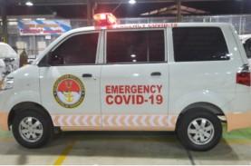 Pandemi Covid-19, Suzuki APV Laris Buat Ambulans