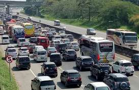 H+3 Lebaran, Jasa Marga : 171.000 Kendaraan Menuju Jakarta