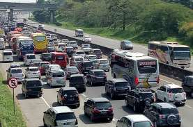 H+3 Lebaran, Jasa Marga : 171.000 Kendaraan Menuju…