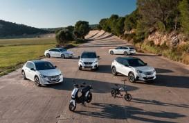 Peugeot Pasarkan e-Bike Secara Daring