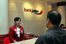 Bank Jatim Dalopo Tutup karena Karyawan Positif Covid-19…