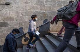 Kalahkan China, India Jadi Episenter Corona di Asia