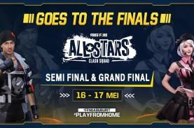 Turnamen Esports FFAA Sediakan Hadiah Total Rp1,2…