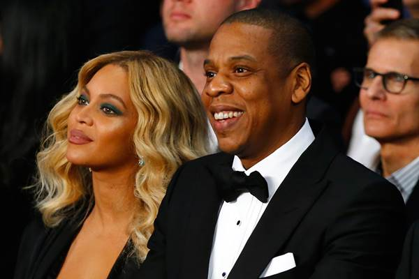 Beyonce dan Jay-Z - Istimewa