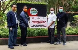 PT Semen Tonasa Danai Pembelian 500 Unit Baju Hazmat untuk RS Unhas