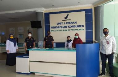 Bea Cukai Yogyakarta Kerja Sama dengan BPOM Permudah Pengisian Formulir Pemasukan Obat dan Makanan