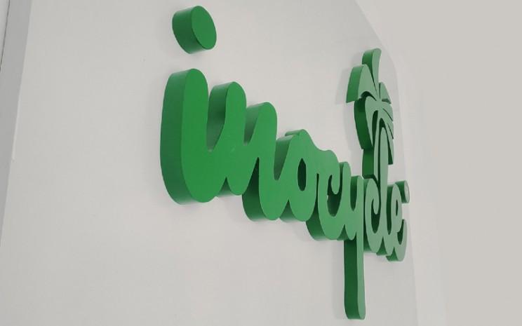 """Inocycle adalah perusahaan yang bergerak dalam produksi Recycled Polyester Staple Fiber (""""Re/PSF"""") dengan mengolah plastik daur ulang tanpa limbah. / Inocycle"""