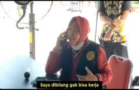 Viral Video Risma Marah-Marah Klaim Ada 'Sabotase' Mobil Bantuan BNPB
