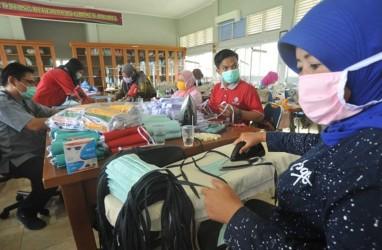 UKM di Bantul Diberdayakan Membuat Masker