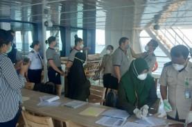 Penyebaran Corona di Kapal Pesiar, ABK WNI Terdampak…