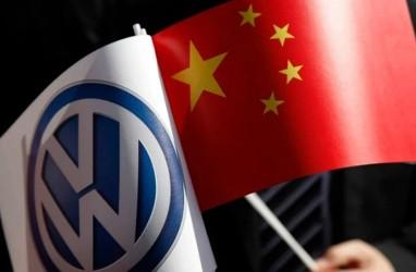 VW Gelontorkan 2,1 Miliar Euro ke Industri Mobil Listrik China