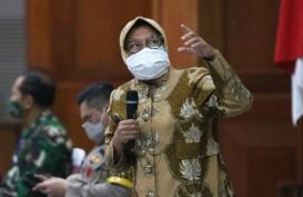 Surabaya Dapat Bantuan Alkes dari BIN, Risma Menangis