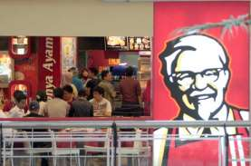 Jualan Ayam Goreng KFC, Fast Food (FAST) Raup Laba…
