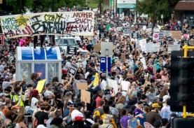 Demo Kematian George Floyd, KJRI Chicago Pastikan…