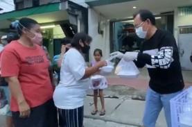 Chandra Lie Berbagi di Tengah Pandemi Lewat Dapur…