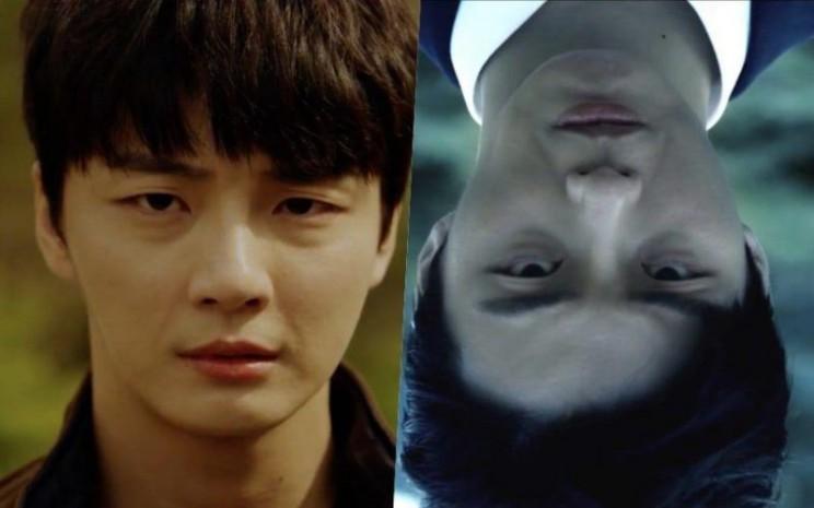 Drama Korea berjudul train mengisahkan dua kehidupan yang berbeda. Ada dua Yoon Shi Yoon juga berada dalam dua dunia. - Soompi