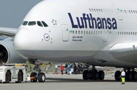 Pemerintah Jerman Sepakati Bailout Lufthansa dengan…