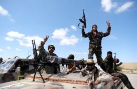Rusia Masuk Perang di Libia, AS Jaga di Perbatasan Tunisia
