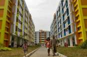 PUPR: Pembangunan Rusun Pasar Jumat Mencapai 88,12 Persen