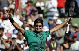Corona Bikin Federer Atlet Berpenghasilan Tertinggi Lewati Messi