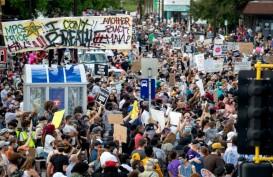Kematiannya Picu Aksi Protes Massal di AS, Ini Sosok George Floyd