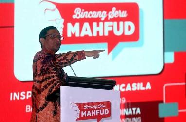 Teror terhadap Diskusi di UGM, Mahfud MD: Laporkan ke Polisi!