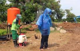 Pertumbuhan Angka Kematian Akibat Covid-19 Tertinggi di Jawa Timur, Disusul Maluku Utara dan Sumsel