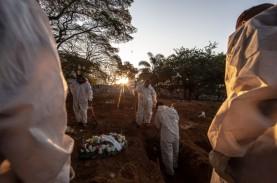 Brasil Tambah 16.049 Kasus Baru Corona Sehari, Bertahan…