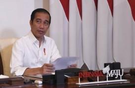 Presiden Jokowi Hadiri Upacara Hari Lahir Pancasila Secara Virtual